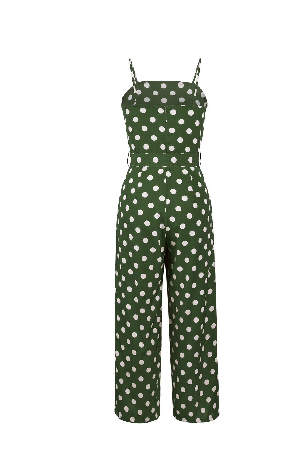 HTB1FGEYbfjsK1Rjy1Xaq6zispXaq - Women Rompers summer long pants elegant strap woman jumpsuits polka dot plus size jumpsuit off shoulder overalls for womens