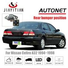 JIAYITIAN Rear View Camera For Nissan Cefiro A32 for Infiniti I30 maxima 1994 1999 ccd Night