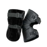 HEROBIKER Winter Motorcycle Kneepads Warm Thermal Electrombile Scooter Knee Protective Guard Protector Motorbike Protective Gear