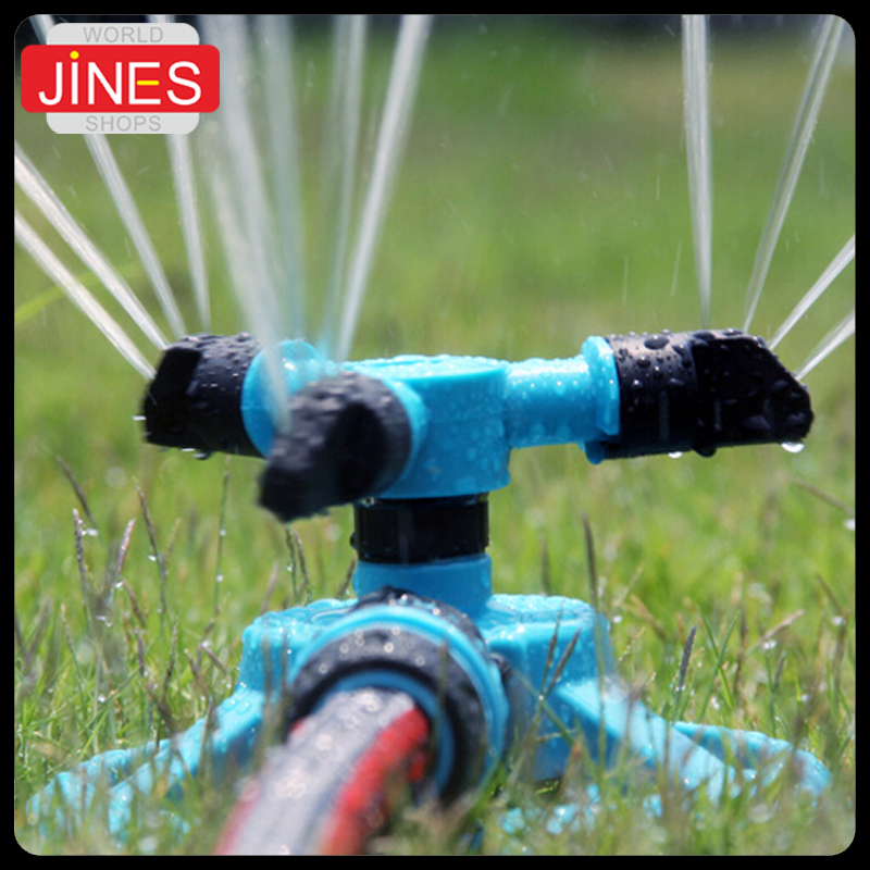 цена на 360 Degree Rotary Spray Head Lawn Sprinkler Irrigation Watering Garden Supplies Automatic agricultural irrigation sprinklers