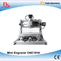 Mini CNC 1610 And 500mw Laser Engraver 2 In 1 For PCB Milling Wood Carving DIY