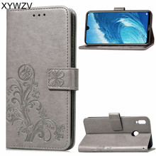 Cover Huawei Honor 8X Max Case Luxury PU Flip Wallet Phone For Back ^
