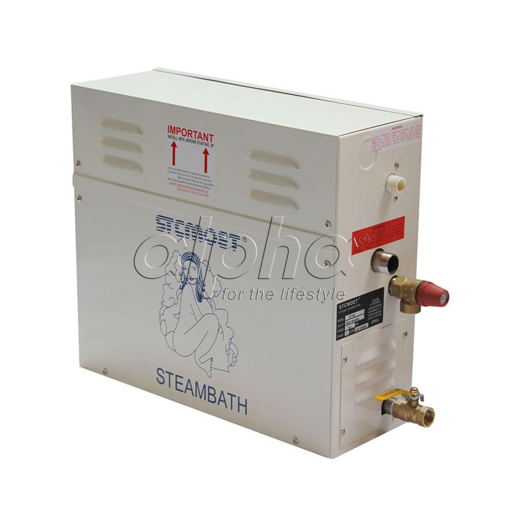 Free shipping Ecnomic type 9KW 220 240V Steam Generator Sauna Bath ...