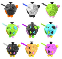 2017 NEW Fidget Cube 2 Toys for Girl Boys Christmas Gift The First Batch of The Sale Best Christmas Gift Anti Stress Cube