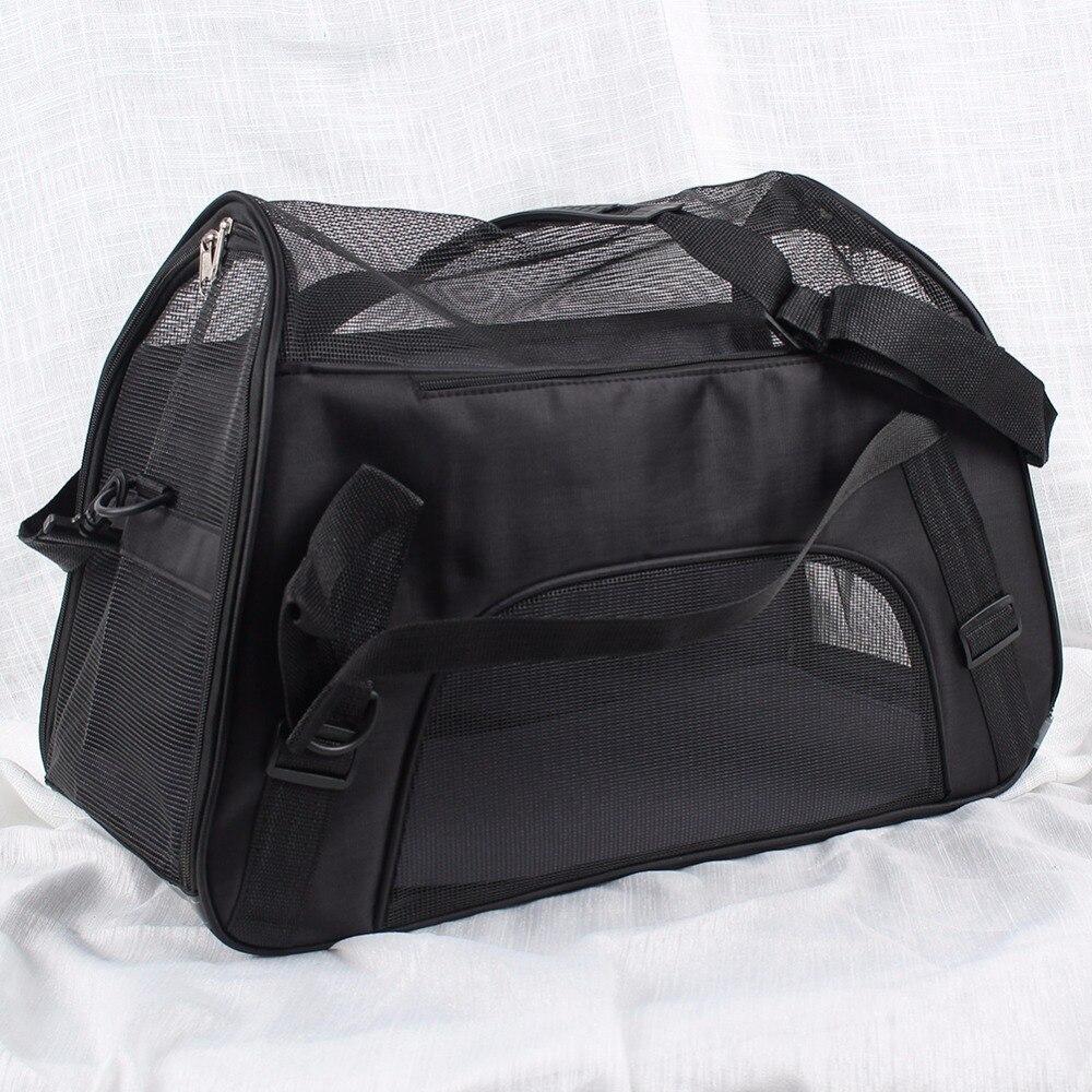 PipiFren Kleine Katten Carrier Bag Draagtassen Voor Honden Rugzak Pet Carriers Krat Reizen sac de transport chien chat honden tas