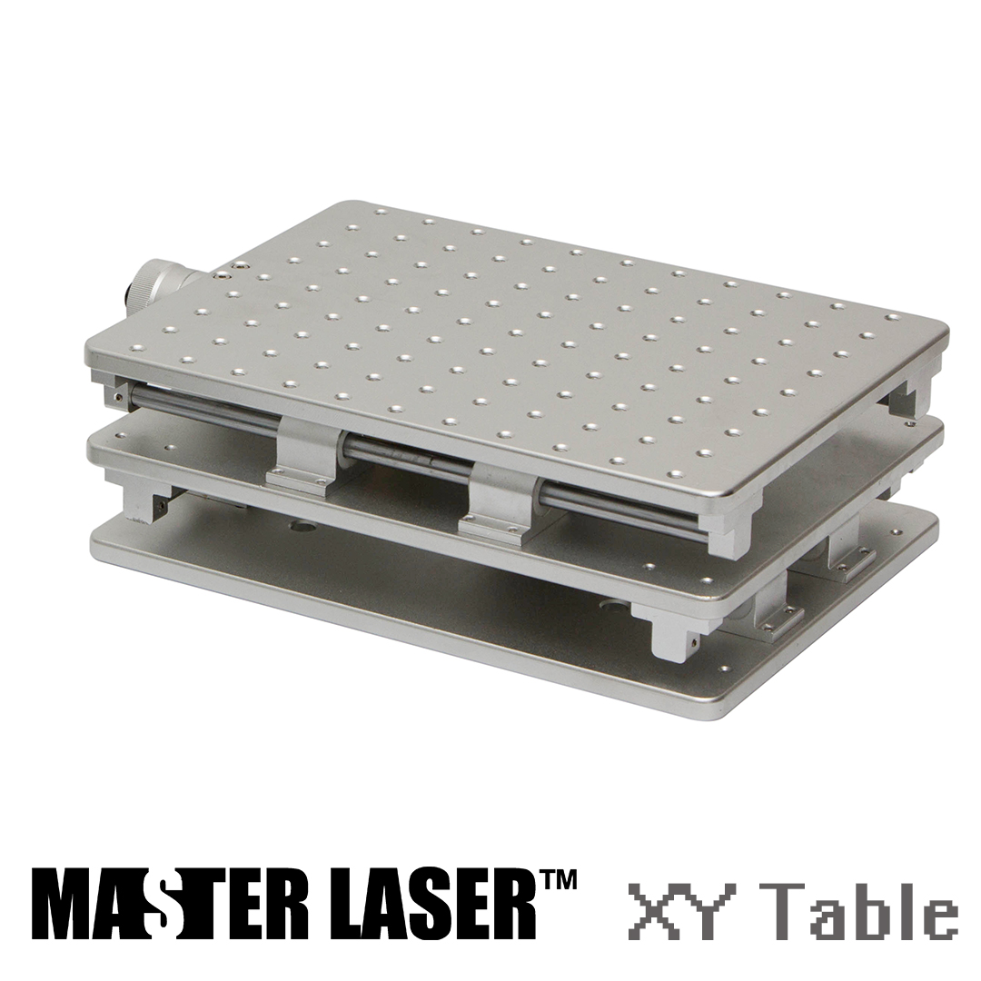 1064nm Fiber Laser Marking Engraving Machine 2 Axis Moving Table Portable Cabinet Case XY Table high power promotion price possible portable metal fiber laser marking machine akg6090 page 3