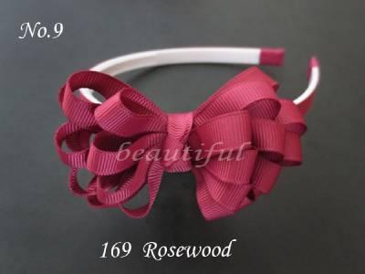 """16 шт. благословение Good Girl Boutique головная повязка, аксессуары для волос, """" B-Хризантема бант для волос 111 нет"""