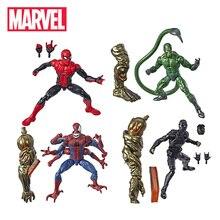 14,5 17cm Marvel Legends Serie Spider Mann Weit Von Zu Hause Action Figure Demogoblin Hydro Mann Sammeln modell Avengers Spielzeug