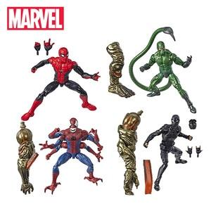 14.5-17cm Marvel Legends seria Spider-Man daleko od domu figurka Demogoblin Hydro-Man model kolekcjonerski Avengers zabawki