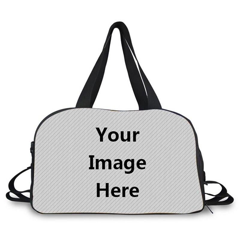 TINT MASTER Custom gebied Grote capaciteit multifunctionele reistas aanpasbare bagage tas custom patroon-in Top-Handle tassen van Bagage & Tassen op  Groep 1