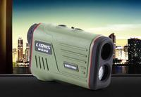 1000M Waterproof Golf Hunting Laser Rangefinder Distance Meter Speed Range Finder Handheld Monocular 6x22 Telescope