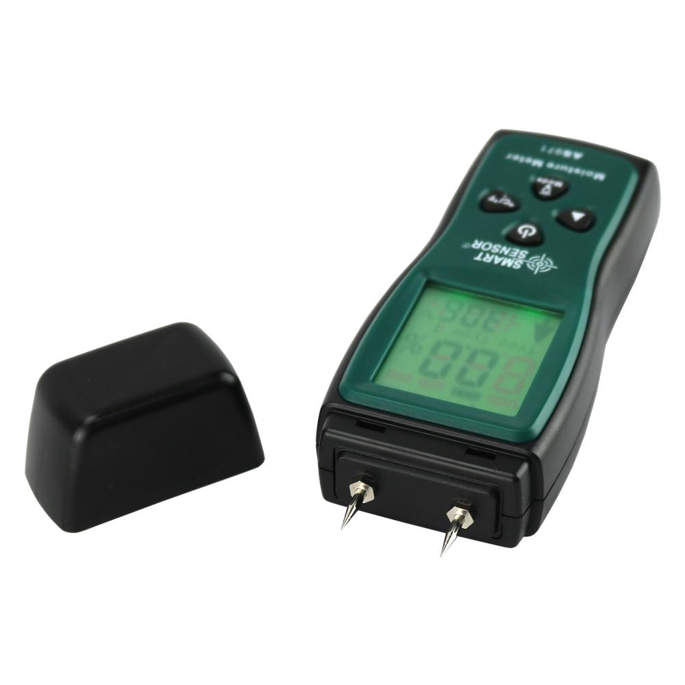 Fa nedvességmérő nedvességmérő fűrészáru nedvességmérő - Mérőműszerek - Fénykép 3