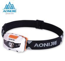 AONIJIE Waterproof Outdoor Sport Night Running Lights LED Climbing Light Safety Camp Riding