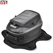 MENAT Universal Motorcycle Fuel Tank Bags Multi-purpose Magnet Waterproof Handbags  for GPS Navigation Cell Phone iPad