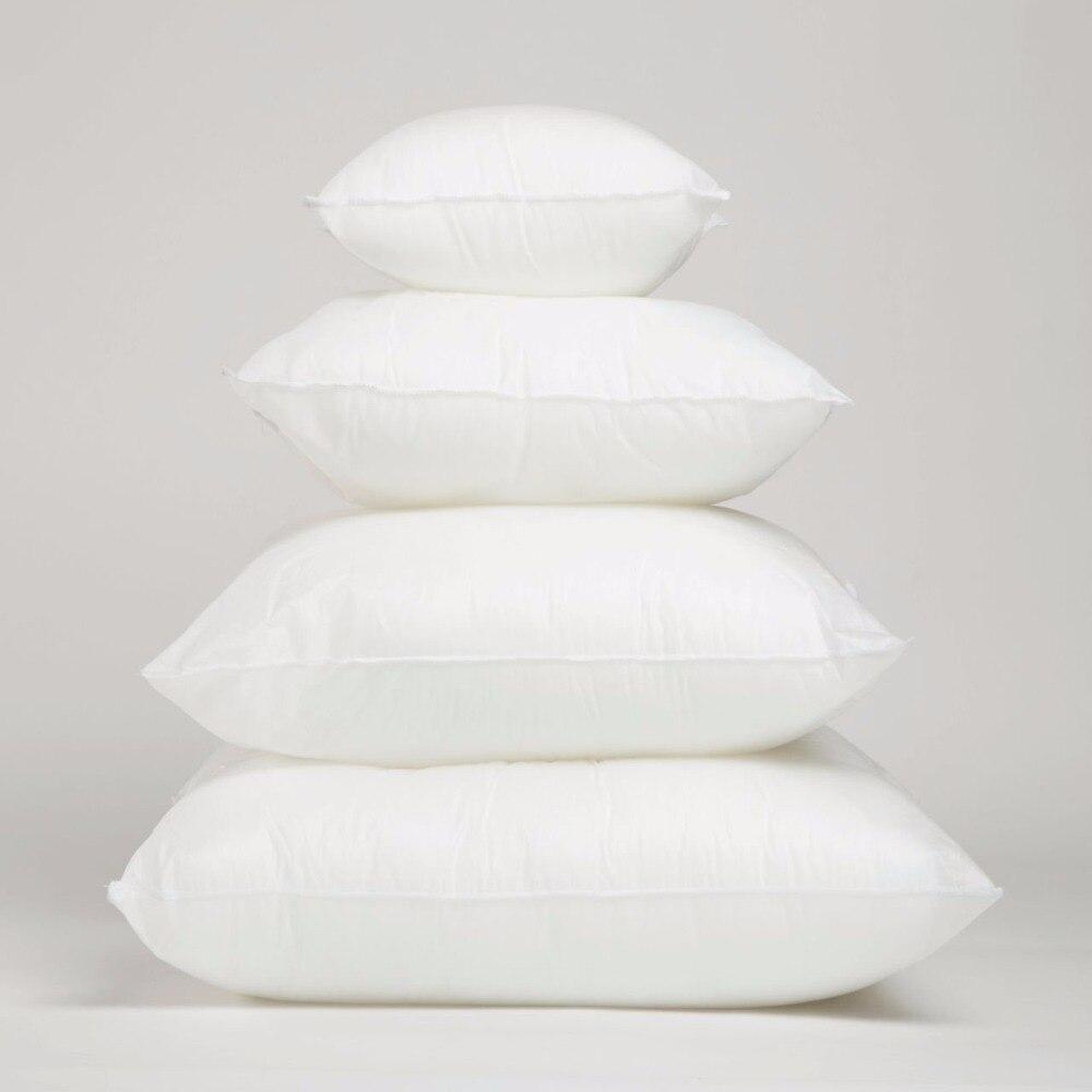 UOOPOO Hight Qualität Weiße Kisseneinsatz Weichen PP Baumwolle für Auto Sofa Chair Dekokissen Core Inneren Sitzkissen Füllung
