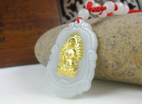 Free Shipping Unisex Good Luck Hot Sales Jade Necklaces For Male Female Top Quality Pendant