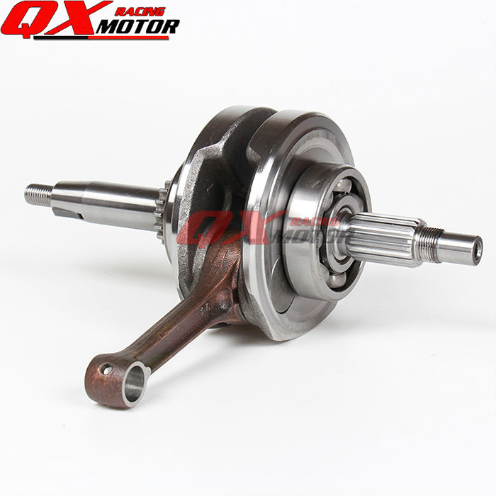 YinXiang YX 140cc 150cc 160cc Engine crankshaft Kayo Apollo Bse Xmotos SDG SSR Dirt Pit Bikes Engine Parts yinxiang yx140 140cc engine clutch assembly yx 140 oil cooled engine parts chinese kayo apollo bse xmotos dirt bike pit bike