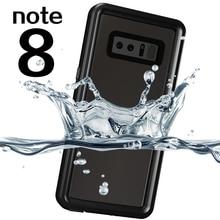 Бренд класса люкс дайвинга силиконовый чехол для мобильного телефона для note8 Защитная крышка для samsung Galaxy Note 8 чехол Шапки
