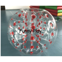 buddy bumper ball for adult and kids full body costumes inflatable body suit grass zorb ball outdoor football game ball