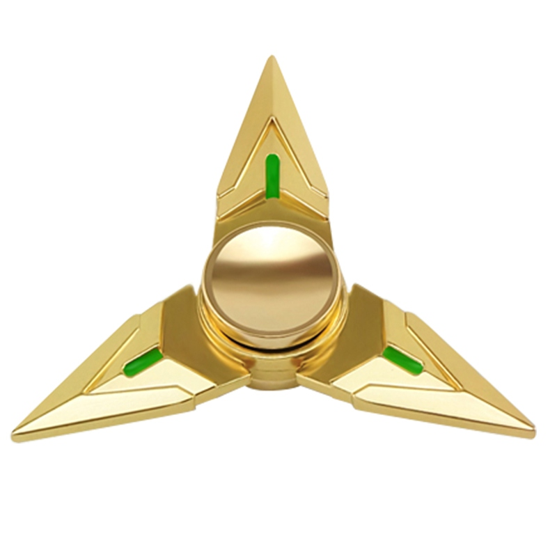 Metal Triangle Gyro EDC Hand Spinner For Autism and ADHD Anxiety Gift Stress Relief Focus Toys new arrived abs three corner children toy edc hand spinner for autism and adhd anxiety stress relief child adult gift