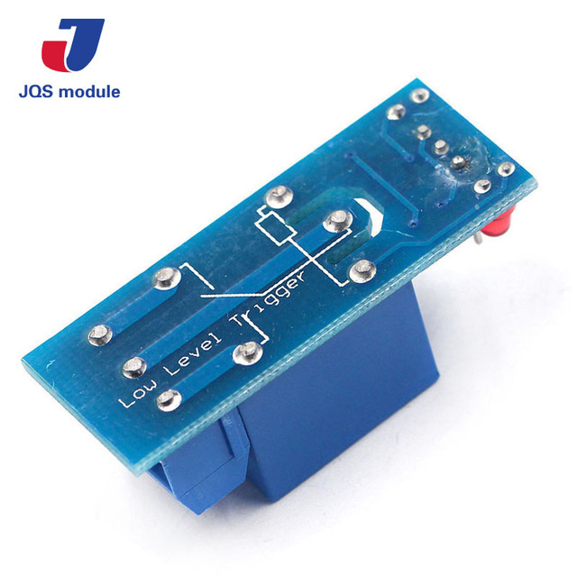 1pcs 12v low level trigger one 1 channel relay module interface board shield for pic avr dsp arm mcu arduino