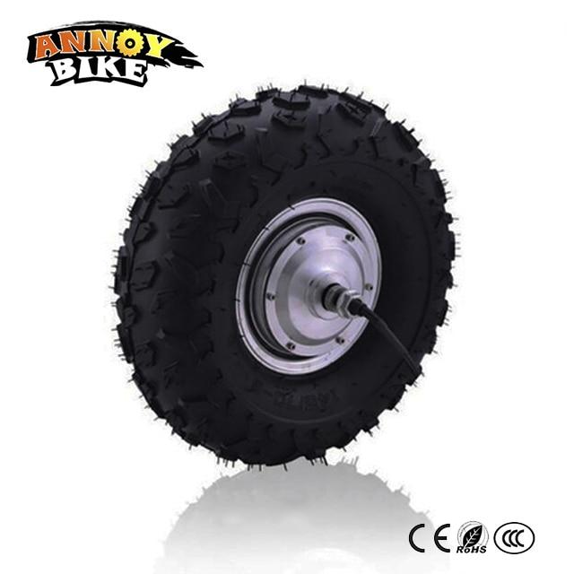 14 5 Electric Hub Motor Wheelbarrow Brushless Dc Hub