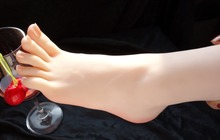 Sex Doll Fake Silicon Women Foot fetish Feet Foot Fetish Worship Foot Toys Fake Feet mold