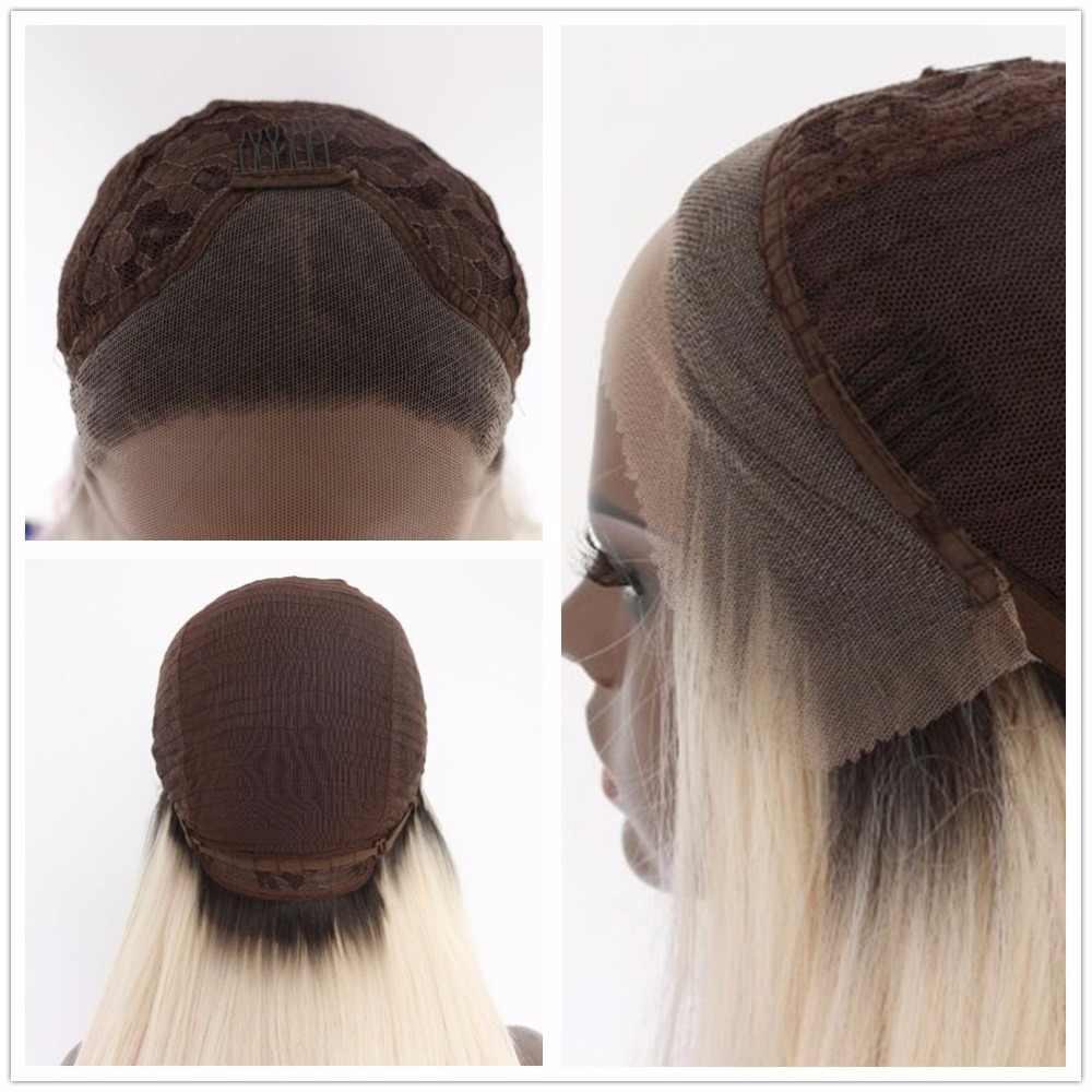 BeautyTown черный Ombre Розовый Короткие термостойкие волосы Аниме косплэй блогер Ежедневно Макияж Синтетический синтетические волосы на кружеве