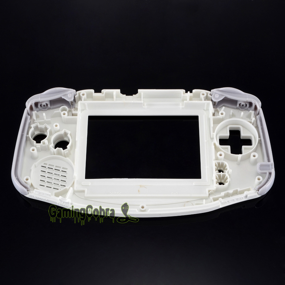 New White Casing Case Shell Housing Screen for Nintendo Game Boy Advance GBA nintendo gba video game cartridge console card metroid zero mission eng fra deu esp ita language version
