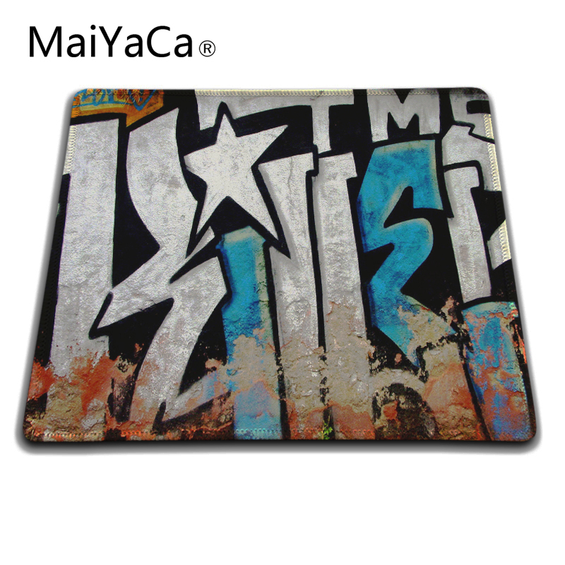 Maiyaca новые граффити игра коврик для мыши lotezly коврик для мыши коврик для мыши большой Стежка Edge Рождественский подарок 250x290x2 мм