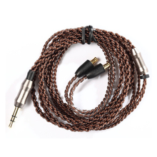 A2DC Cable for ATH E40 LS70 LS50 LS200IS E70 ATH-CKR100 CKS100is Earphone Headphone Headset Cables for iPhone Android IOS