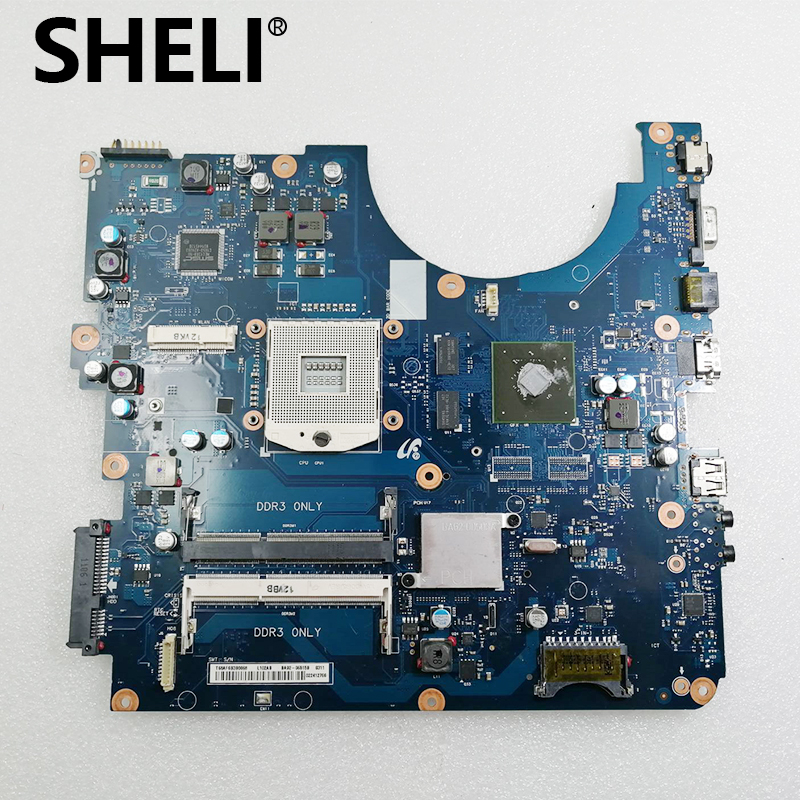 Mainboard BA92-06513A Intel I5-460M Für Samsung R730 M730 SE31 E372