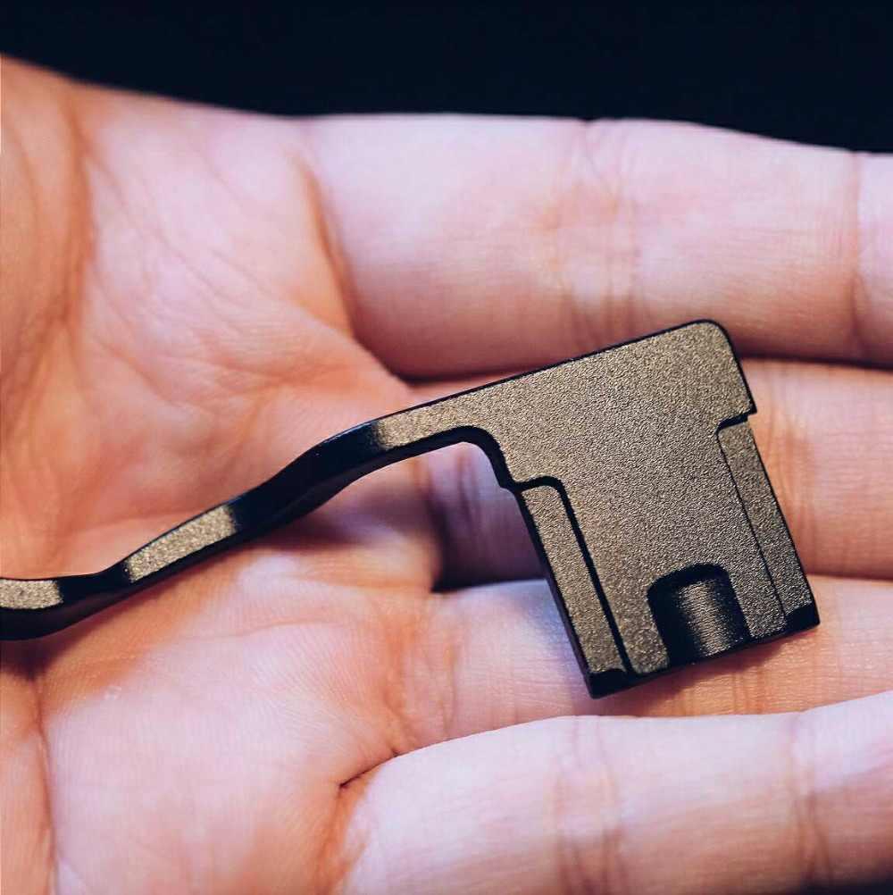 Горячий башмак Обложка большого пальца до большого пальца вверх ручка для Fujifilm Fuji xt10 XT20 X-T10 XT-20