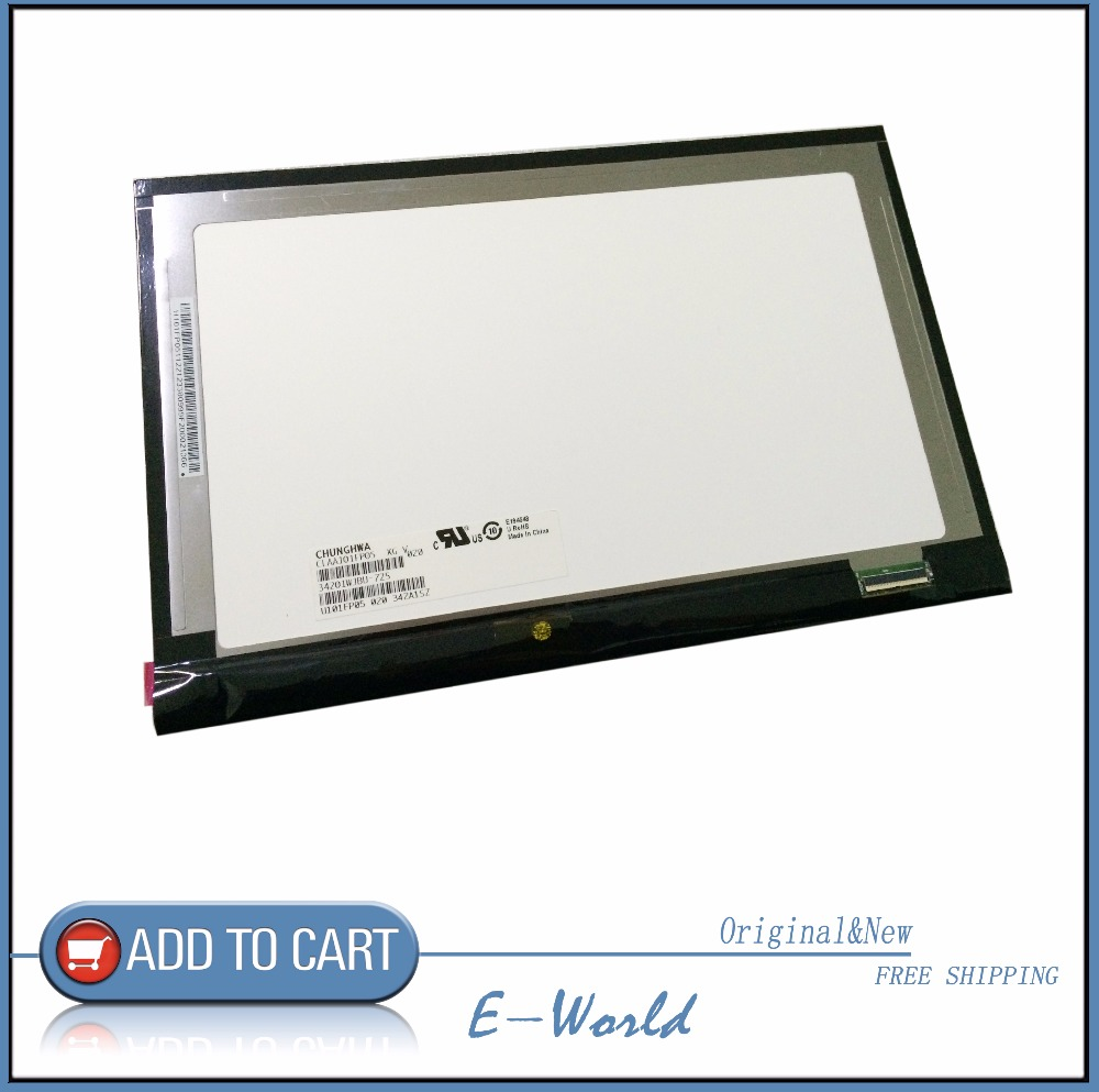 Original and New 10.1inch LCD screen CLAA101FP05 XG for K005 tablet pc free shipping original and new 10 1inch lcd screen 150625 a2 for tablet pc free shipping
