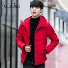 Gersri Winter Jacket Men Warm Padded Hooded Overcoat Fashion Casual Brand Parka Male Jacket And Coat Hoodies Outerwear Plus SIZE цена в Москве и Питере
