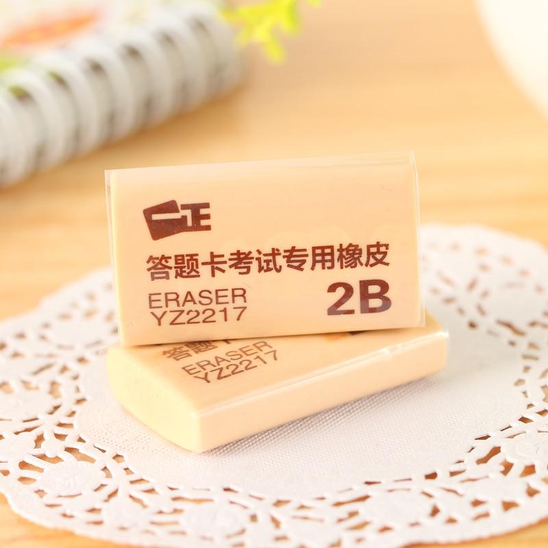 Examination Painting Eraser 4b 2b Rubber 13pcs Free Shipping