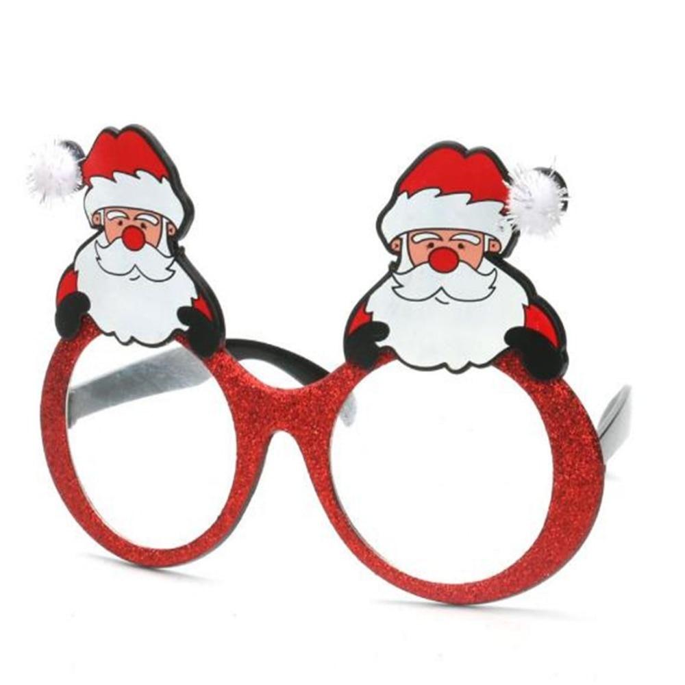 Acquista babbo natale uv400 occhiali regalo personalità personaggio
