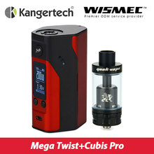 D'origine 200 W WISMEC Reuleaux RX200S TC Kit w/GeekVape Griffin 25 RTA 6 ml Réservoir vs RX200S Boîte Mod Cigarette Électronique Grande Puissance(China (Mainland))