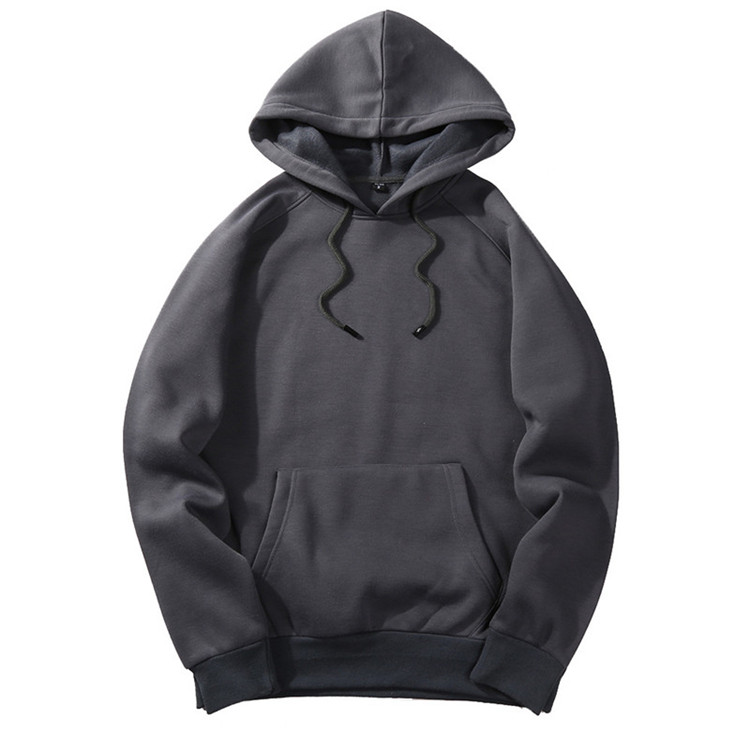 Mountainskin New Men's Hoodies Spring Autumn Solid Loose Outwear Fashion Casual Male Hooded Coat Brand Clothing Sweatshirt SA565