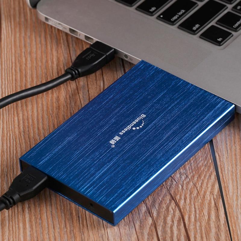 500 Гб 1 ТБ 2 ТБ HDD 2,5 жесткий диск ТБ 500 Гб портативный внешний жесткий диск HD диск hd внешний жесткий диск для ноутбуков