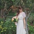 Vestido de Casamento romântico Do Vintage Retro A Linha Querida com Sash Layered Equipado Vestidos De Casamento Vestido De Noiva Com Jaqueta