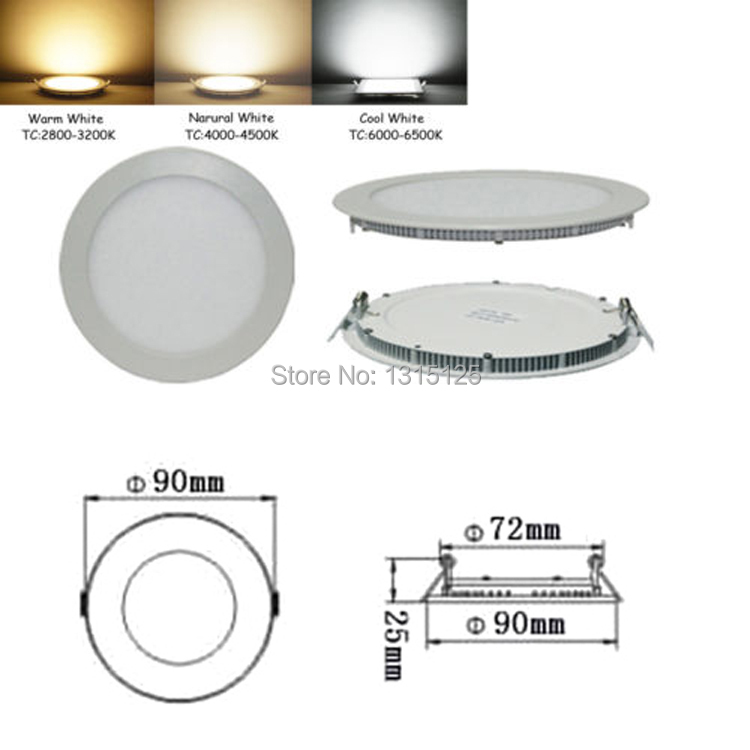 3w led round cree dimmable led recessed ceiling panel lights bulb 3w led round cree dimmable led recessed ceiling panel lights bulb white lightwarm whitecold whitefree shipping in led panel lights from lights aloadofball Choice Image
