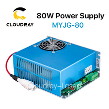Cloudray 80W CO2 Laser Power Supply for CO2 Laser Engraving Cutting Machine MYJG-80