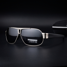 Fashion Driving Sunglasses Men Summer Rectangle Frame Sports Black Eyewear Sun Glasses High Quality Oculos De Sol Masculino