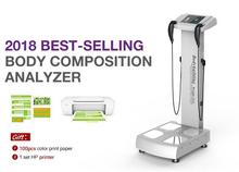 где купить professional fat analysis machine body fat analyzer/body composition analyzer with printer fast shipping CE/DHL по лучшей цене