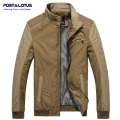 Port&Lotus Fitted Men Jackets Spliced Fashion Brand Clothing Clothes Chaquetas Jaqueta Masculina Hombre Casaco Masculino173