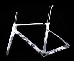 Wzdłużne rama rower szosowy hamulec V pełna włókno węglowe sławy drogi chiny 700C Di2 mechaniczne 7 kolory