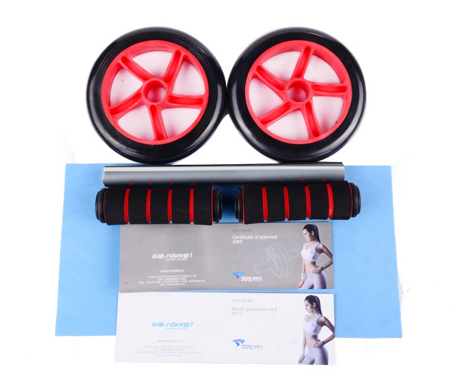 Carthan ab abdominal wheel sports fitness equipment home ab roller fitness wheel abdominal wheel