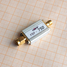 Free shipping FBP-750 750 (720~790) MHz bandpass filter, ultra small volume, SMA interface