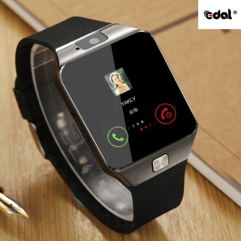 Smartwatch Camera Digital DZ09 Android-Phones with Ios SIM Tf-Card